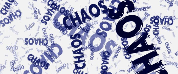Chaos überall